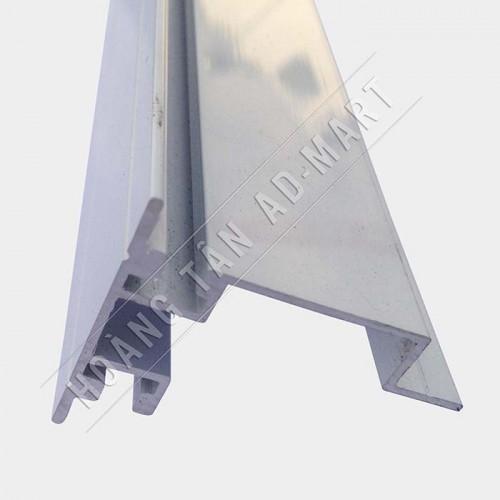 Nhôm hộp đèn siêu mỏng nắp hít 2 mặt